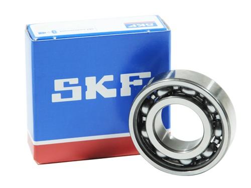 SKF Kogellager 208 C3 (40x80x18mm)